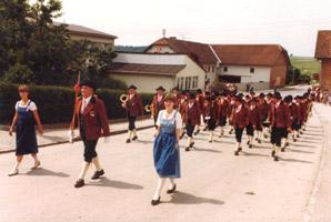 Musikverein 1980