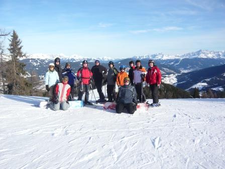 Skiwochenende 2011