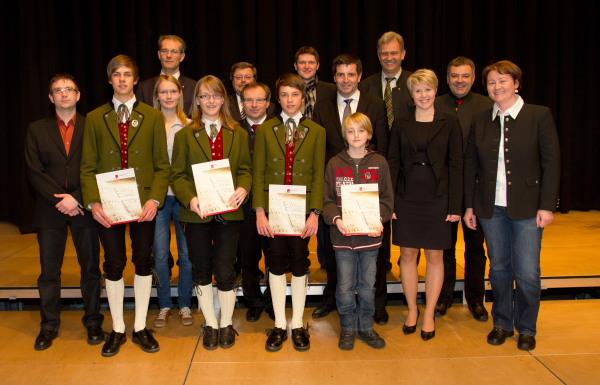 Verleihung JMLA 2012