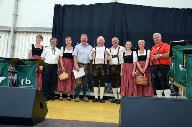 Marschwertung 2012 in Altenhof