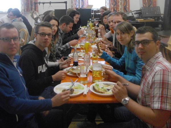Fronleichnams-Grillerei 2013