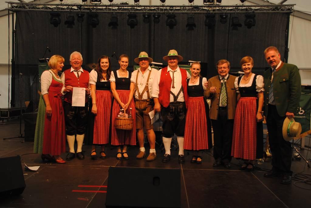 Marschwertung 2014 in Grieskirchen