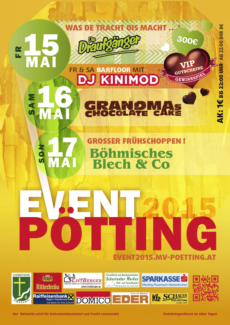 Event Pötting 2015