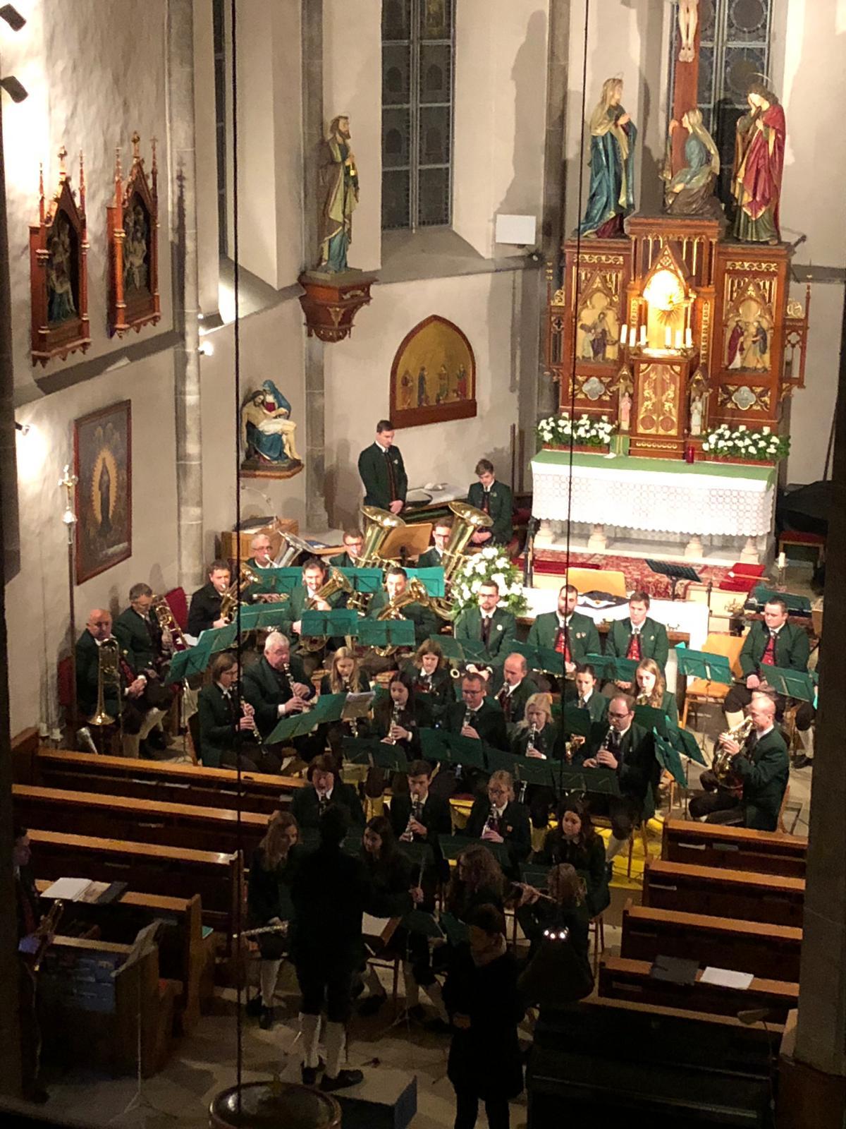 Kirche (er)klingt – Das war das Kirchenkonzert 2018