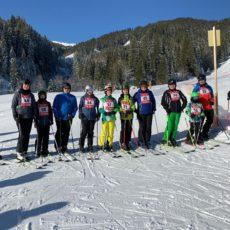 Skitag in der Flachau