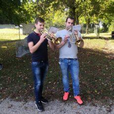 Musiker-Familienwandertag