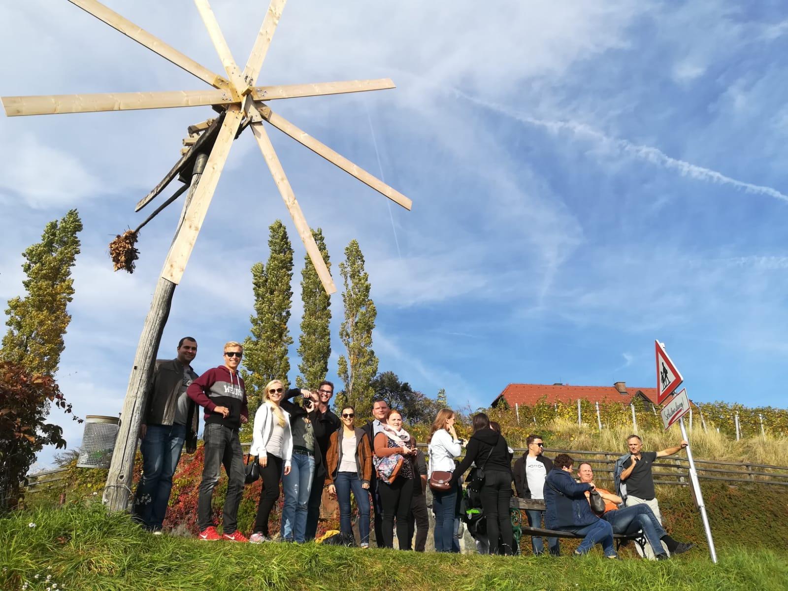 Musikerausflug in die Südsteiermark