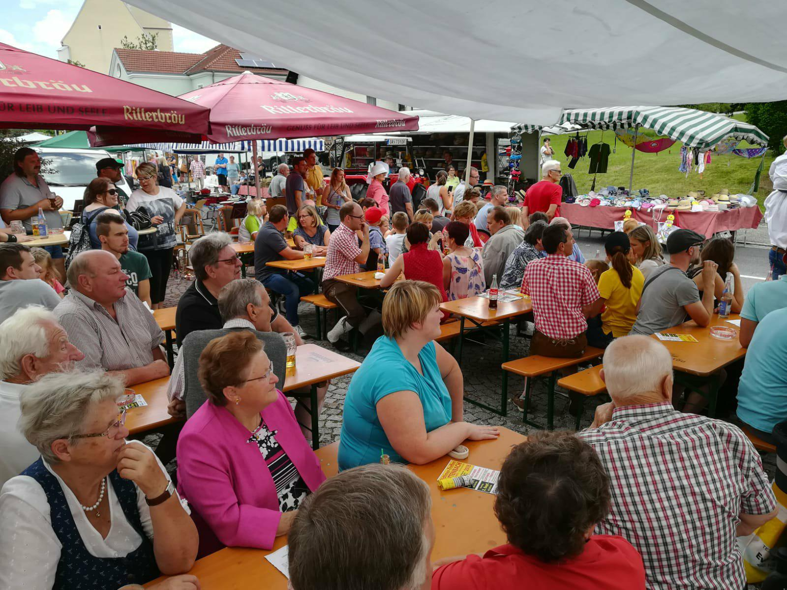 Kirtag in Pötting